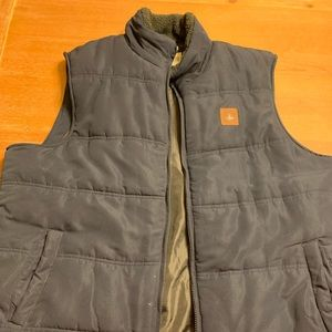 Men's Field & Stream puffer vest